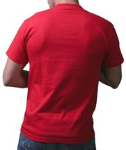 IM KING Mens White or Red Skateboarding Drunkies Dog T-Shirt USA Made NWT image 7