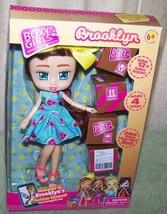 """Boxy Girls BROOKLYN 8""""H Doll New - $12.75"""