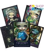 BEAUTIFUL CREATURES TAROT 2 EDITION CARDS BOOK SET SCHIFFER PUBLISHING NEW - $49.49