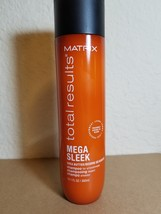 Matrix Total Results Mega Sleek shampoo 10.1 oz  - $15.00