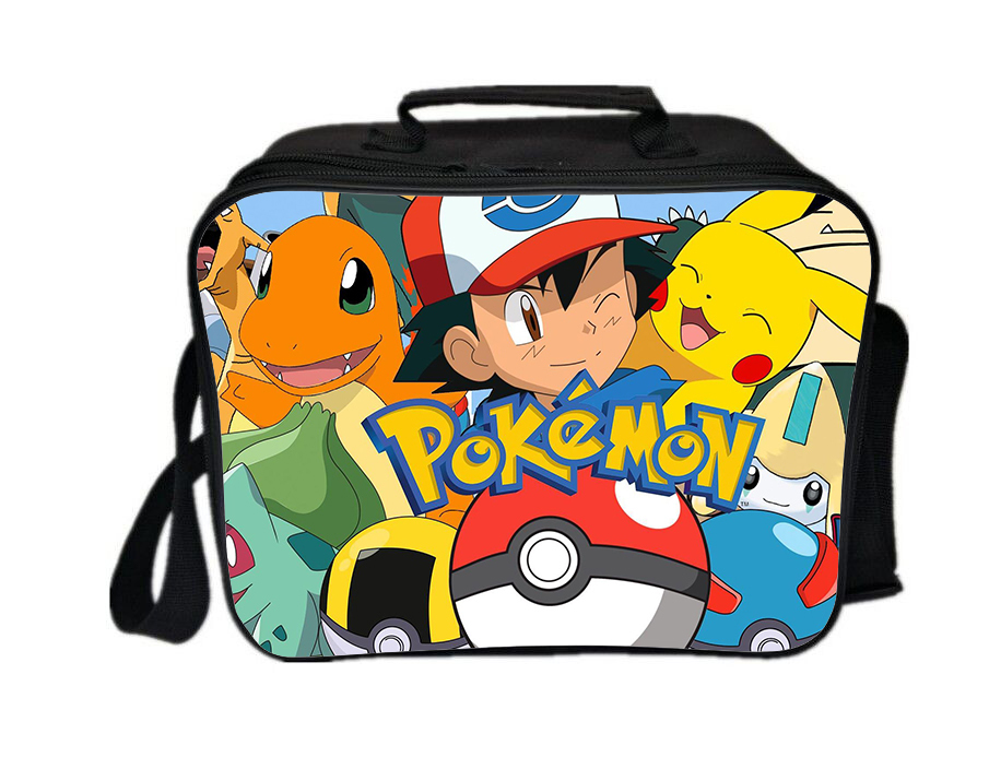 75dbec04341a Pokemon Lunch Box Series Lunch Bag Pikachu and 48 similar items