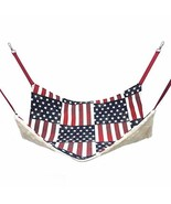 NACOCO Cat USA Flag Hammock Breathable Hanging Bed nest for Kitten Adult... - $13.85