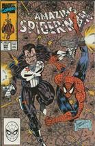 Amazing Spiderman #330 ORIGINAL Vintage 1990 Marvel Comics Punisher - $12.86