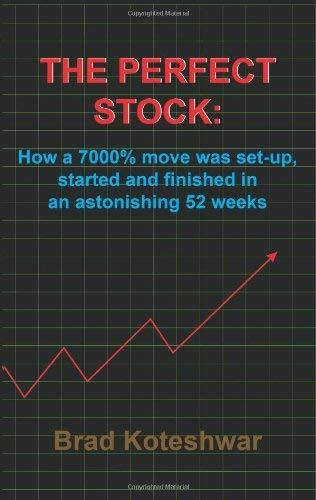 THE PERFECT STOCK:: How a 7000% move was set-up, started and finished in an asto