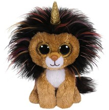 Ramsey Lion Benie Boos Ty stuffed animal Plush figure 6 Small,Ty Ramsey ... - $7.45