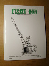 Fight On! Issue 1 **NM/MT 9.8** Dungeons Dragons Old School Rpg Game Magazine - $21.00