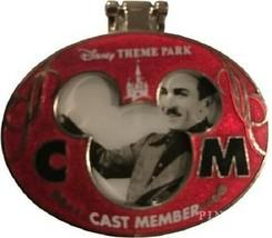 Disney Cast Member Exclusive Disney Theme Parks Walt Disney Portrait pin - $16.65