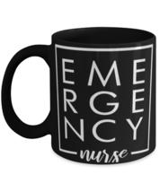 Funny mug for nurse, Care Giver Emergency Nurse Graduation EDechs Department  - $14.95