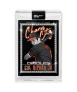 Topps PROJECT 2020 Card 109 - 1982 Cal Ripken Jr. by Ben Baller - $34.64