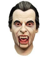 Hammer Horror - Dracula Latex Deluxe Halloween Mask Trick Or Treat Studios  - £66.62 GBP