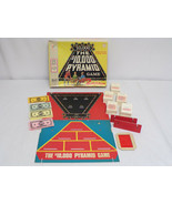 ORIGINAL Vintage Milton Bradley 1974 $10,000 Pyramid Board Game 2nd Edition - $27.69