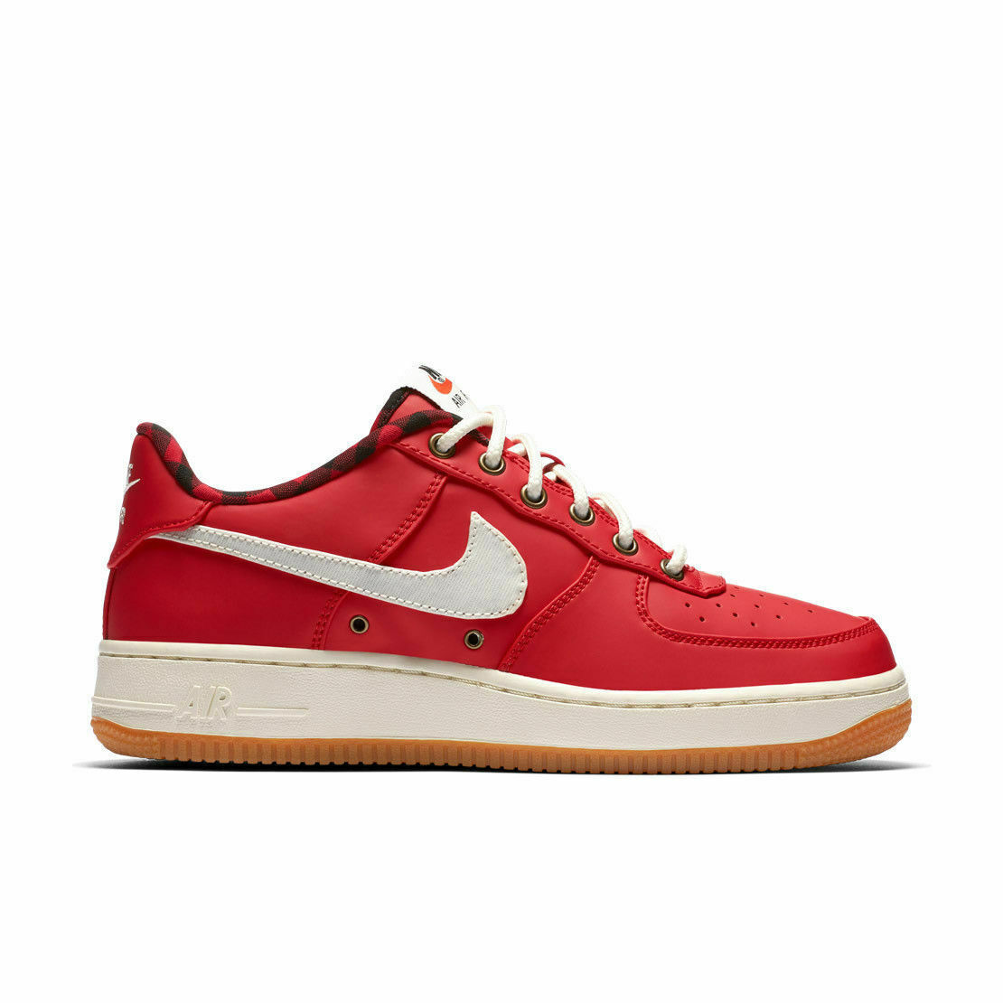 premium selection 21041 dcfb5 NIKE AIR FORCE 1 LV8 GS SHOES SIZE 6.5Y red sail cobalt 820438 601 -  55.14