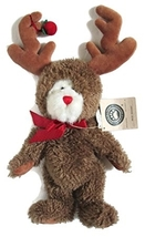 "Boyds Bear Bearwear ""Rudy Pitoody"" Reindeer Plush 15"" Stuffed Animal - $59.99"
