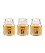 Yankee Candle Sunset Fields Small Jar Candle Single Wick - Lot of 3 - £18.97 GBP