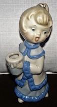 Porcelain Girl singing Figurein - $15.49