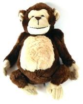 Chimpanzee Webkinz HM172 Chimp Beanbag Stuffed Animal Plush Toy Monkey N... - $5.93