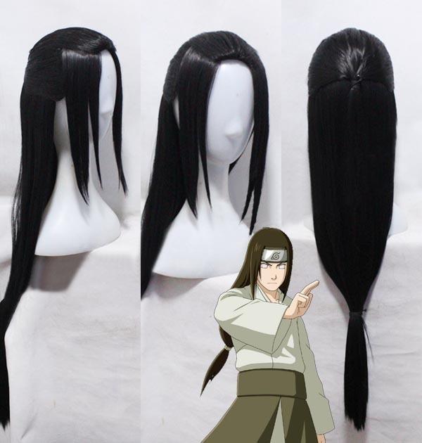 Naruto shippuden neji hyuga cosplay wig buy