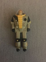 "Vintage Hasbro 1984 GI JOE DEEP SIX SHARC Deep Sea Diver 3.75"" Action Fi... - $12.86"