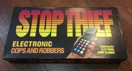 1979 Parker Brothers Stop Thief Board Game Complete Hardly Used works! - $72.57