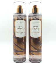 2-Pack Bath & Body Works SWEET WHISKEY Fine Fragrance Mist Spray 8 fl.oz - $26.55