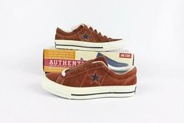 Vintage Nuevo Converse Uno Estrella Hombre 5 Mujer 7 ante Ox Shoes 16086... - $209.80