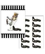 Pin the Tail on Max Where the Wild Things Are Birthday Party Game - $20.29