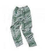 Michigan State Spartans Zubaz Pants NWT Size Large Sparty NCAA MSU Zebra - $39.59