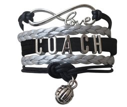Volleyball Bracelet- Girls Volleyball Jewelry - Perfect Volleyball Gifts... - $12.99