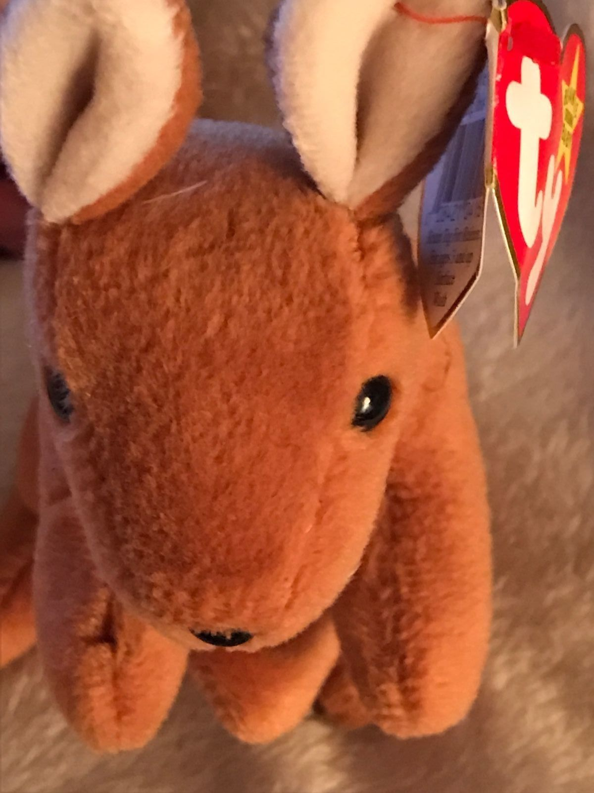 fdb48c0dd89 Pouch Retired Original Ty Beanie Baby With and 13 similar items