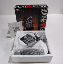Vintage Future Tech Port a Phone WP-320 extra long cord - $37.99