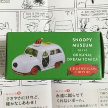 Snoopy Museum Christmas 2016 Limited Tomica SNOOPY MUSEUM Japan