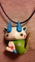 Yo-kai Watch Komasan Figure Necklace - $12.00