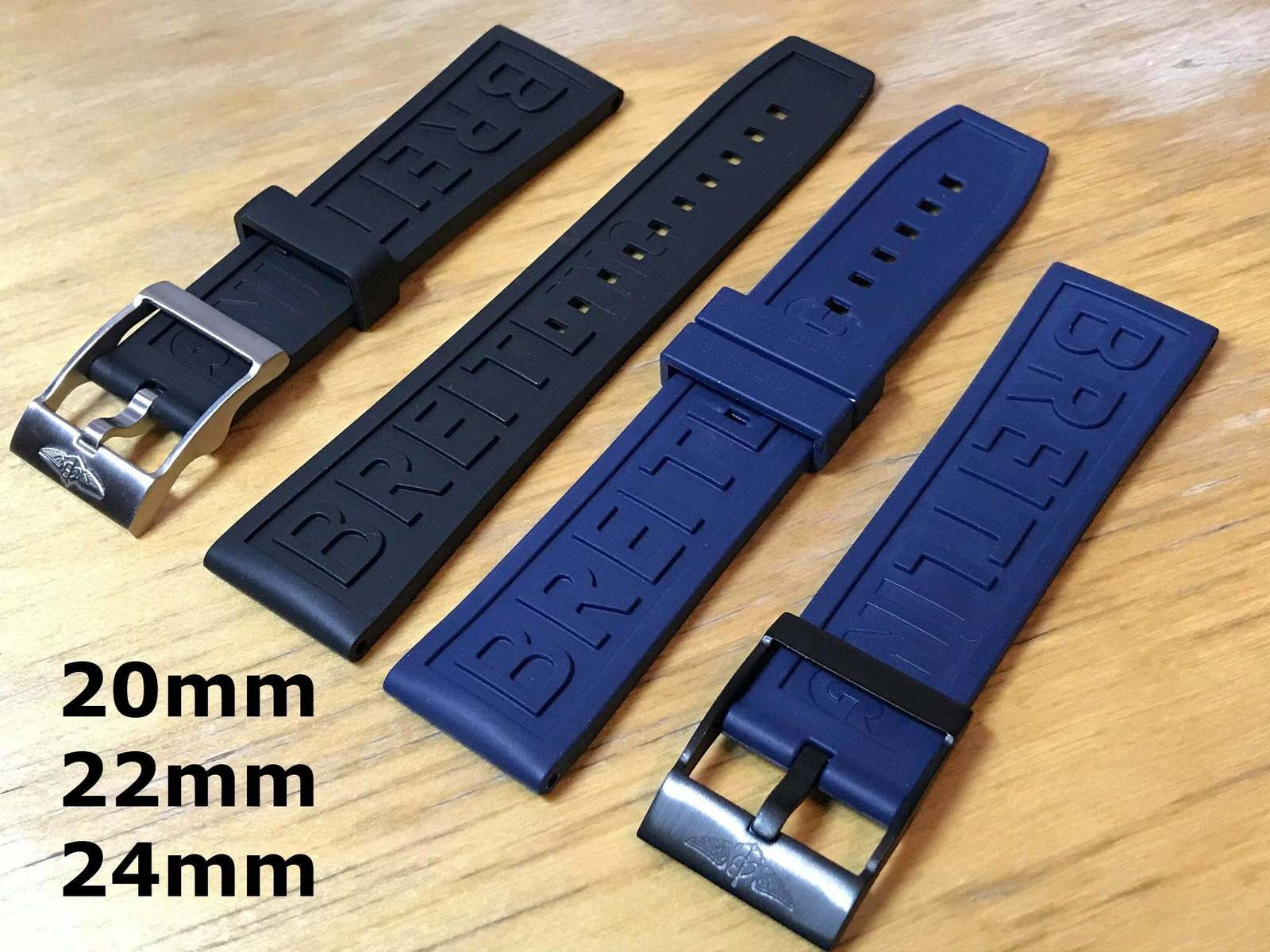 New 20/22/24mm BAND STRAP For Breitling High Quality Band For Breitling Watch - $34.99