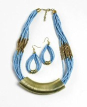 Queen Beaded Necklace Set - $14.90