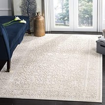 Safavieh Reflection Collection RFT670A Vintage Distressed Area Rug, 6' x... - $179.90
