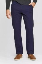 Goodfellow & Co™ ~ Hennepin Chino Pants ~ Men's 28 x 30 ~ Xavier Navy - $29.70