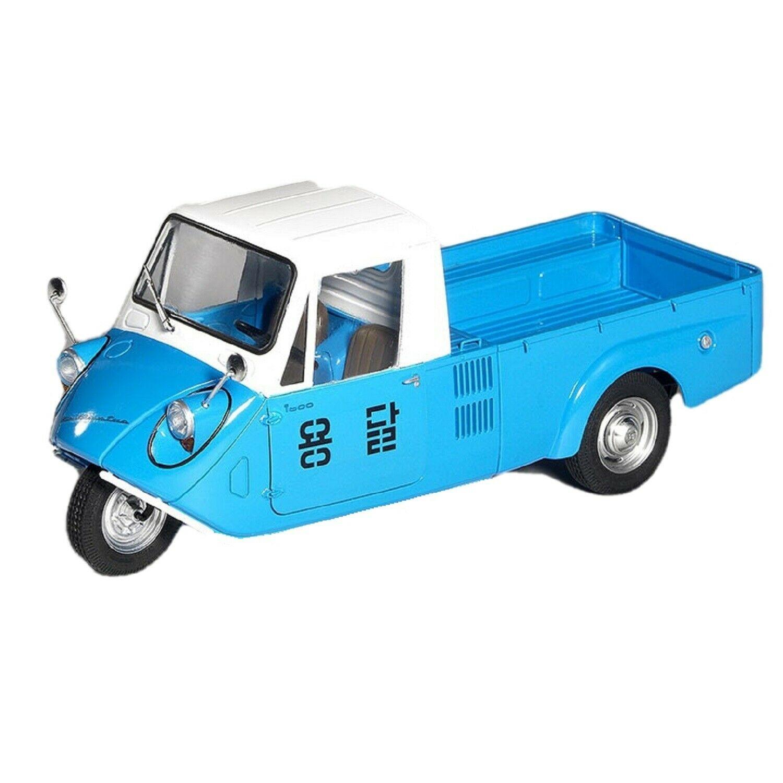Academy 15141 T600 Tricycle Three Wheeler Truck 1969 Plastic Hobby Model Kit