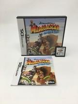 Madagascar Kartz (Nintendo DS, 2009) - $4.90