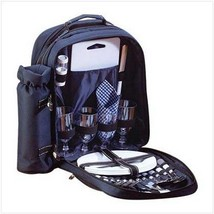30-piece Picnic Loaded Backpack - $1.256,76 MXN