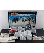 Star Wars Kenner ESB Imperial Attack Base 39830 w/ Superb Original Box 1980 - $593.99