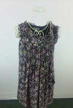 Pre-owned • women's Dressbarn Summer dress/Size 8/floral print/pockets/l... - $10.79