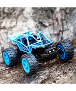 1/32 2.4G RWD Mini Electric RC Car with LED Light Off-Road Vehicles RTR Model - $27.15