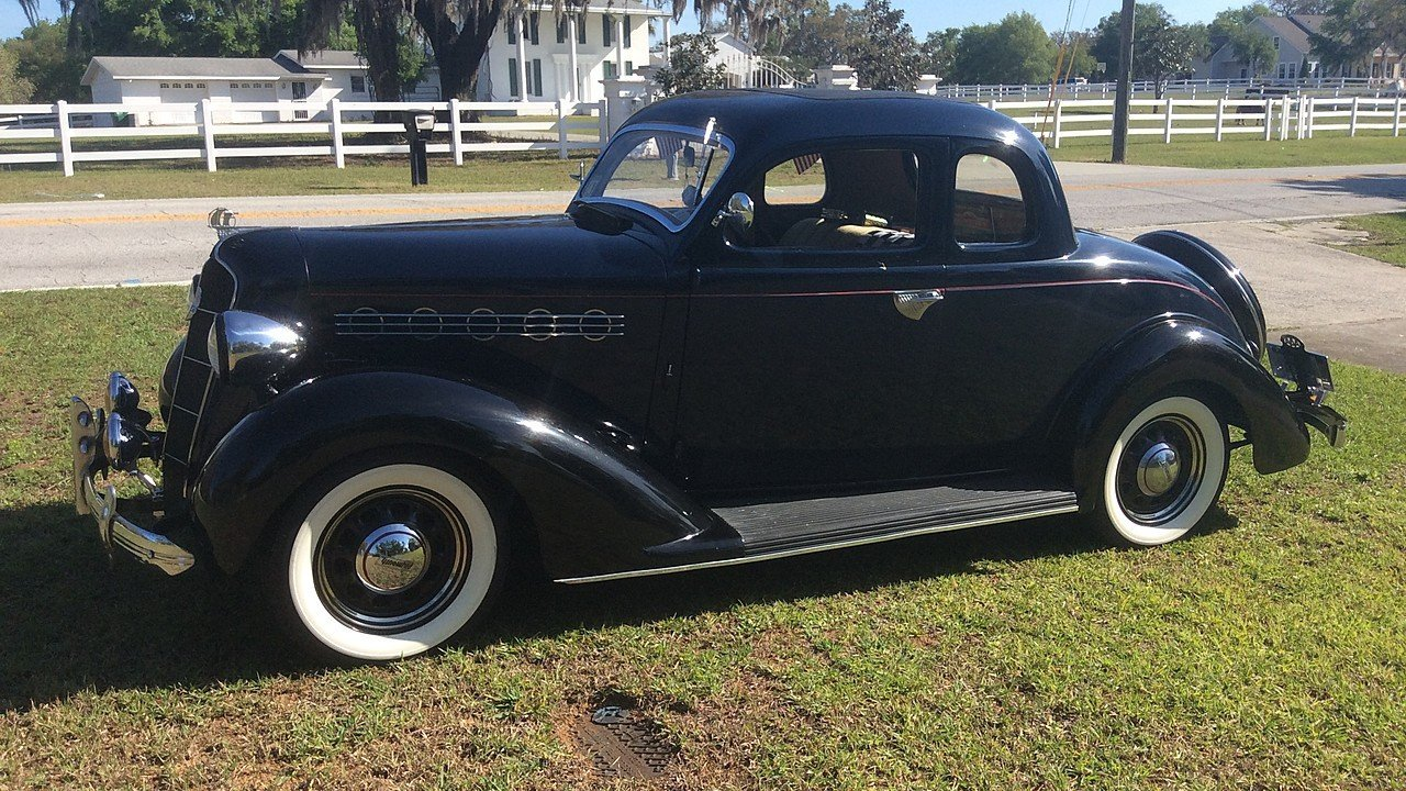 1935 plymouth model pj antiques  car 100972728