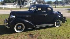 1935 Plymouth Model PJ For Sale in Montverde, FL 34756 image 1