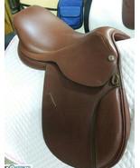 """ST. LOURDES 15"""" REG. TREE NEW LEATHER ENGLISH HORSE SADDLE - $780.80"""