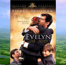 Evelyn (Doyle) R1 Widescreen DVD movie in 1950s Dublin Ireland w Pierce ... - $14.20