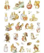 Counted cross Stitch Pattern beatrix potter world 273 *395 stitches BN1759 - $3.99