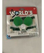 World's Smallest Tennis Table Game  - $9.70