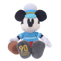 Disney Store Japan 90th 1938 Mickey The Whalers Plush New with Tags - $20.78