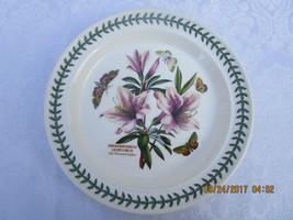 Portmeirion BOTANIC GARDEN dinner plate Rhododendrum Azalea ~NEW - $24.99